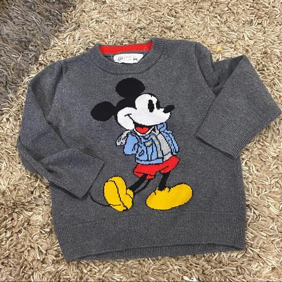 Disney Baby Gap knit sweater 2T